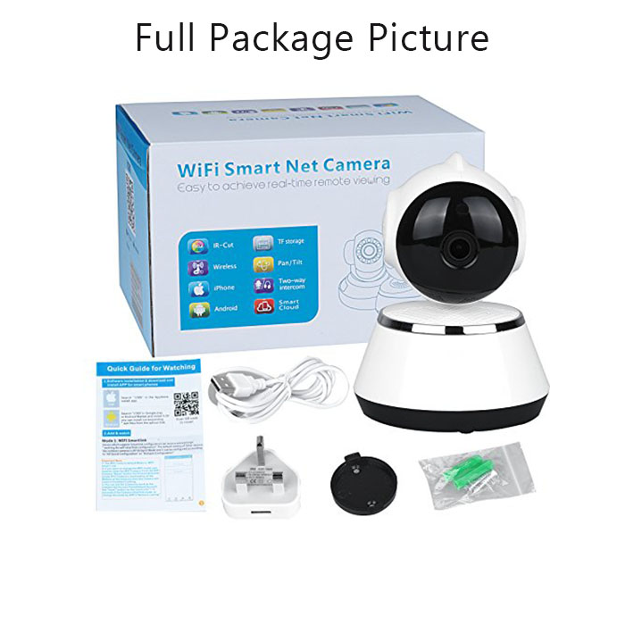 V380 HD WiFi IP Camera Price in Bangladesh BD | Zymak