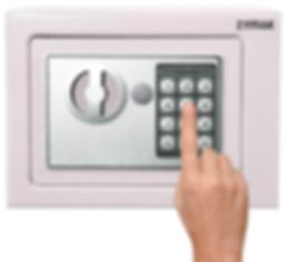 Zymak L64 Digital Safe Cash Locker Main Picture