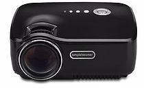 GP70 Mini TV Projector 3D HD LED