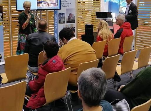 Bauen+Wohnen Messe Tulln Jänner 2020