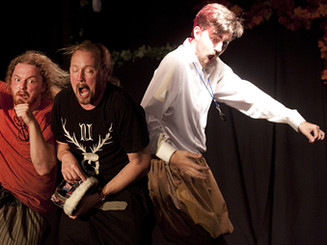 The Complete Works of Wm. Shakespeare, Abridged (2014)