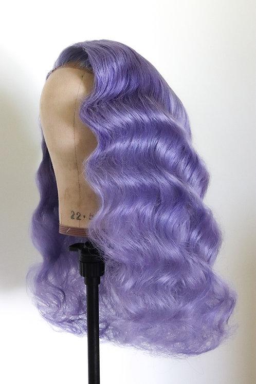 Purple Haze Wig (Pre-Sale)