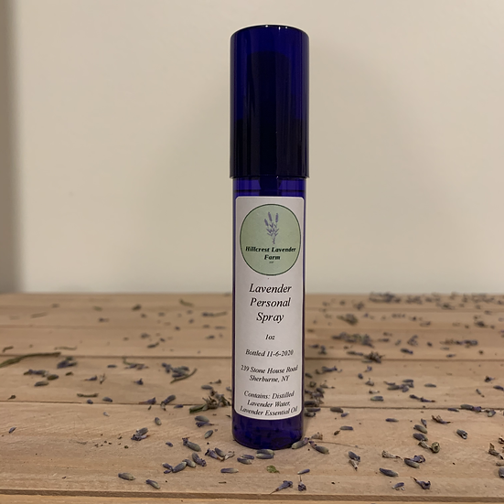 Lavender Personal Spray