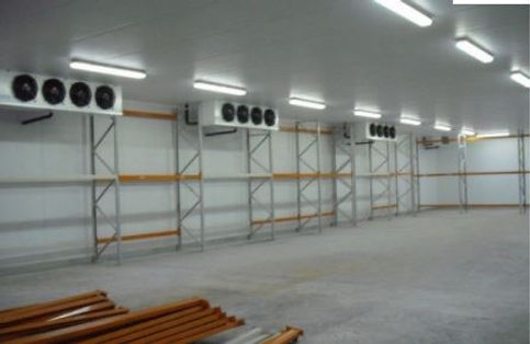 Industrial Refrigeration and Cold Stores