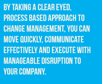 Glen Wakeman ADVICE about Change Management