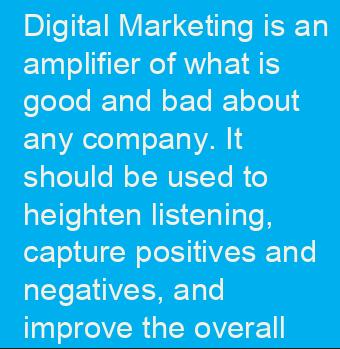 Glen Wakeman on Digital Marketing