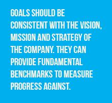 Startup Goals - Glen Wakeman