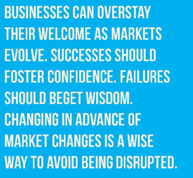 Glen Wakeman Startup Disruption