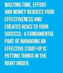 Startup Management Quote by Glen Wakeman
