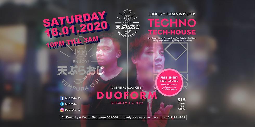 Techno / Tech-House Night