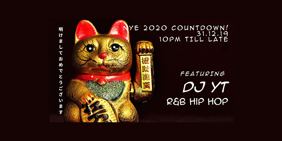 NYE 2020 Countdown