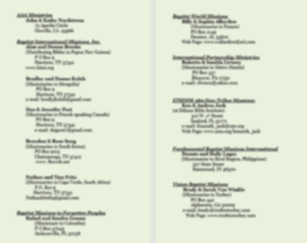7.25.19 New Missionaries list for webpag