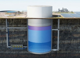 Gravity – the solution to energy storage?