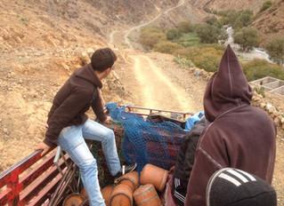 En route to Marrakech: From the Atlas mountains to the Atlantic Ocean