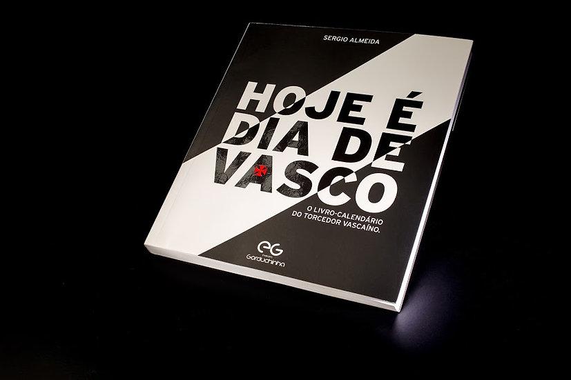 Livro Hoje é dia de Vasco
