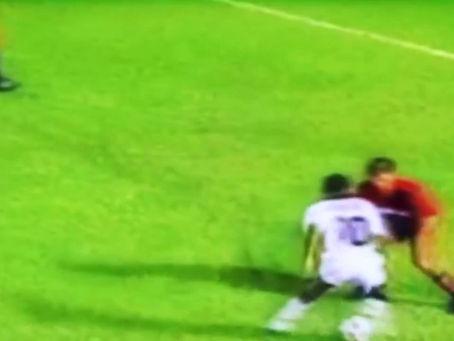 Dia da mistura do Garrincha com o Pelé