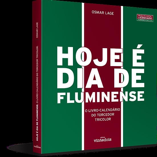Livro Hoje é dia de Fluminense