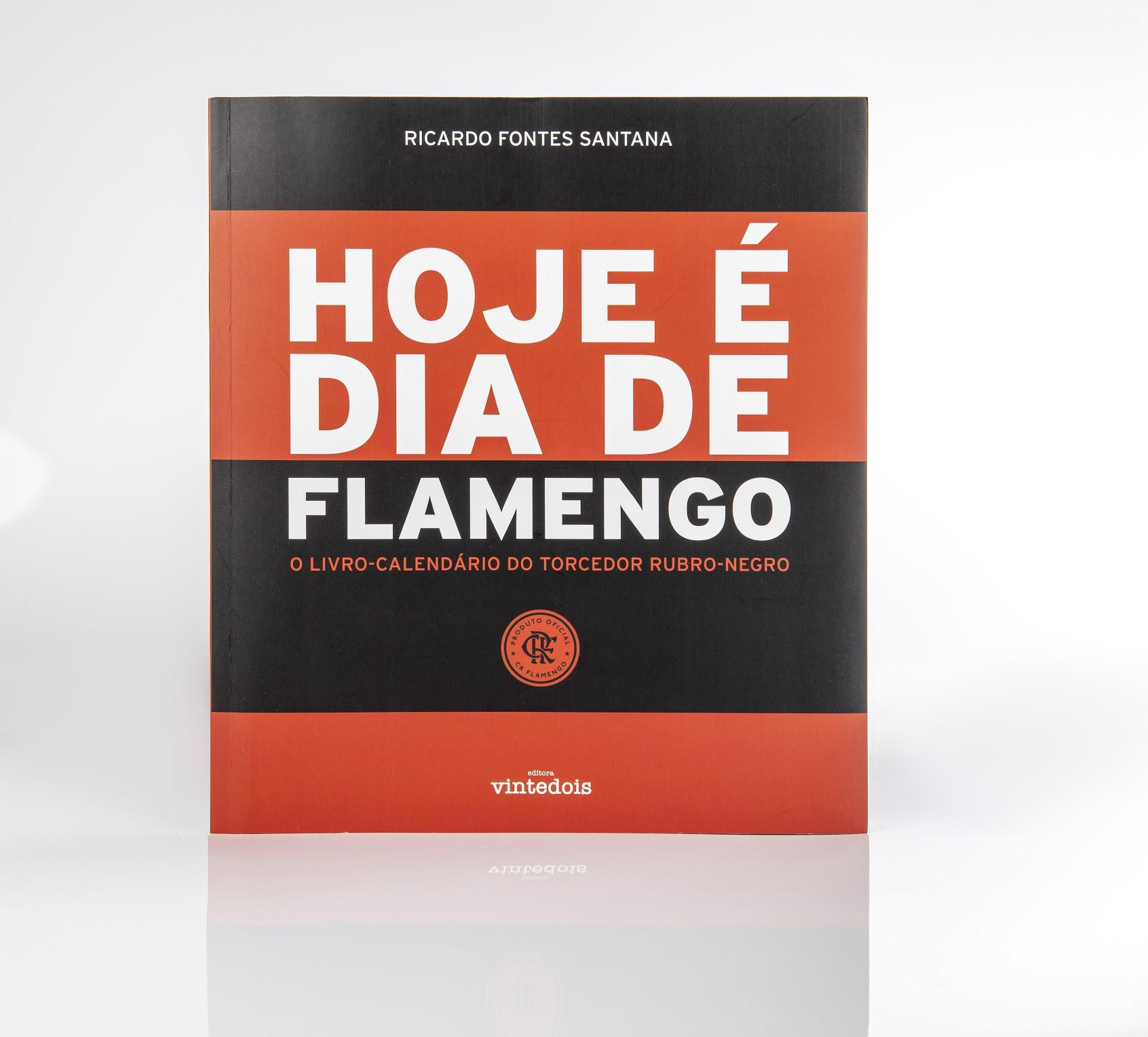 capa flamengo