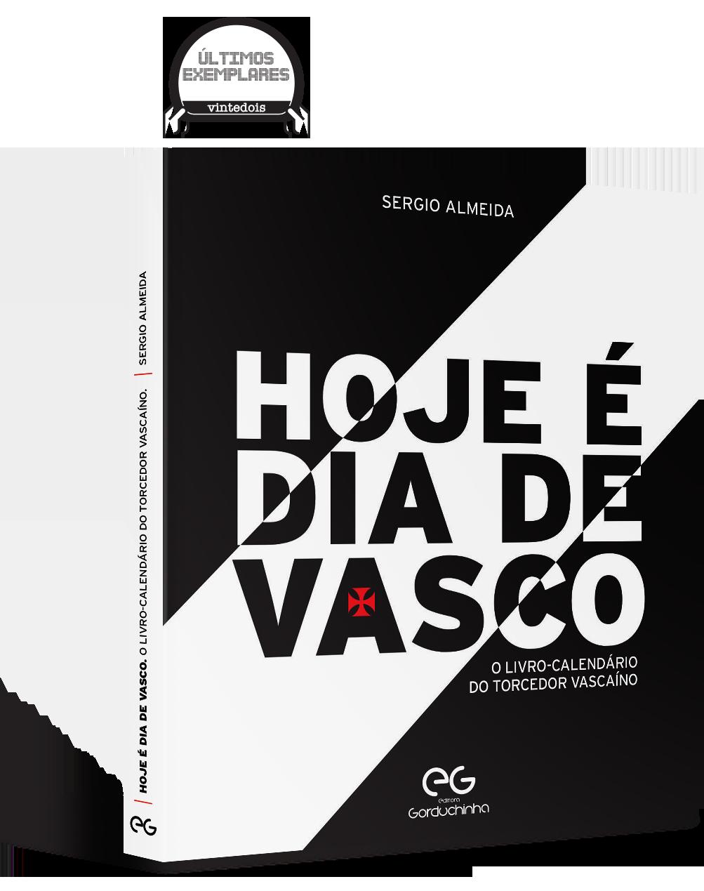 Hoje é dia de Vasco