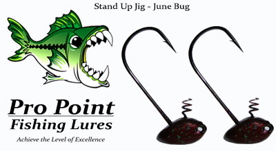 June Bug Stand Up Jig