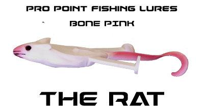 The Rat Trap - Bone Pink