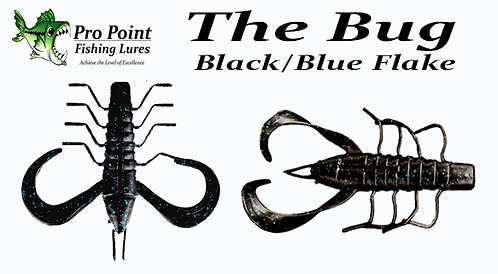 The Bug - Black Blue Flake