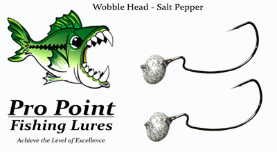 Salt Pepper Wobble Head