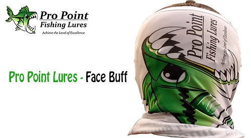 Pro Point Lures - Face Buffs