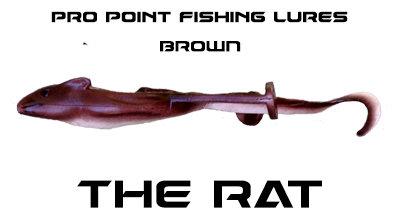 The Rat Trap - Brown