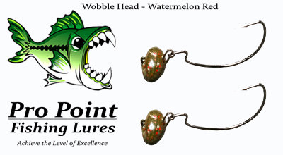 Watermelon Red Wobble Head
