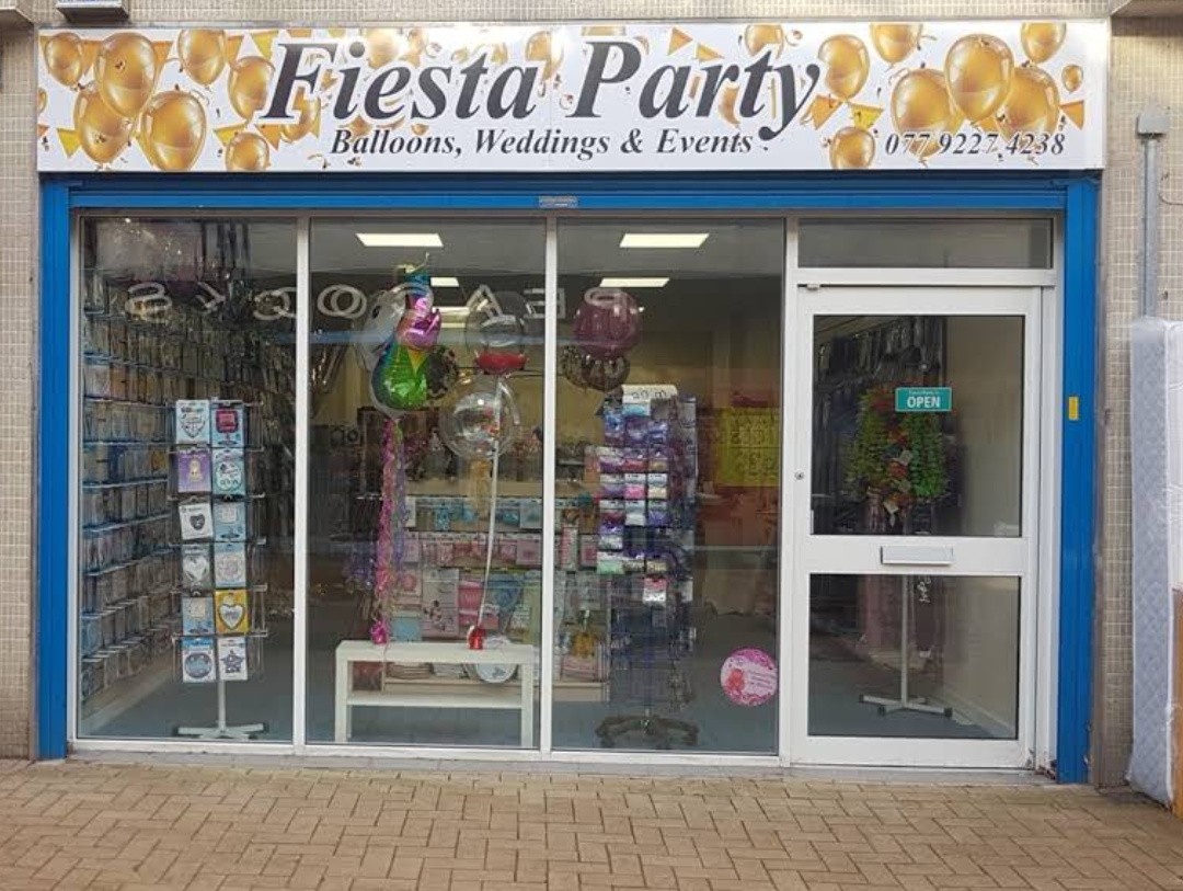 Balloon Party & Event Decor Shop | Fiesta Party | Bedworth