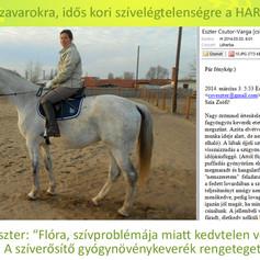 Csutor-Varga Eszter, Flóra