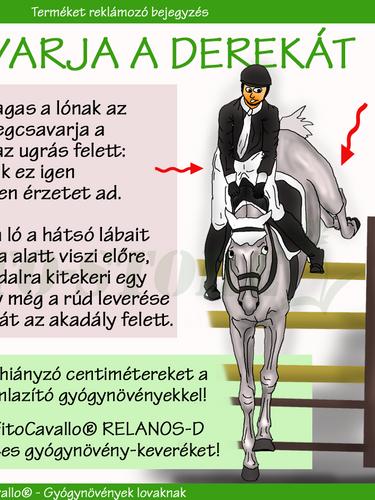 UGRÁSNÁL CSAVARJA A DEREKÁT