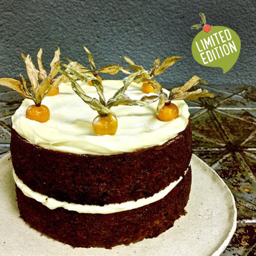 Legendary Carrot Cake 20 cm (Limited Edition)