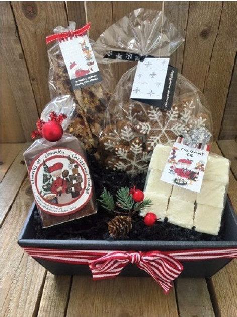 Christmas Bakery Box