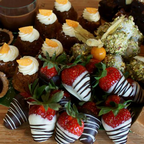 Decadent Dessert Platter