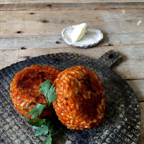 Lime Tree Roasted Tomato & Basil Risotto