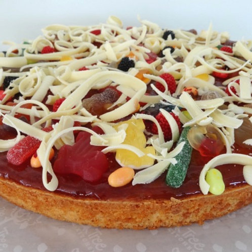 Kids Lolly Pizza Cake