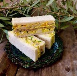Corination Chicken Club Sandwich