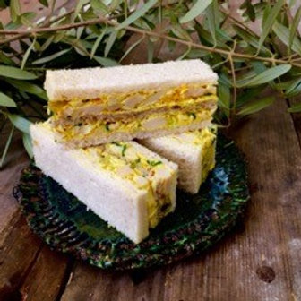Traditional Coronation Chicken