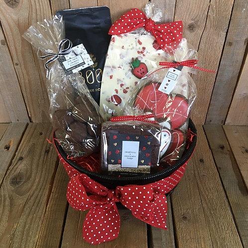 The Decadent Chocolate & Espresso Basket