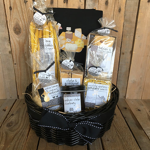 Fathers Day Foodie Favourites Gift Basket