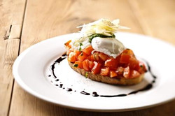 The Lime Tree Cafe Bruschetta for web