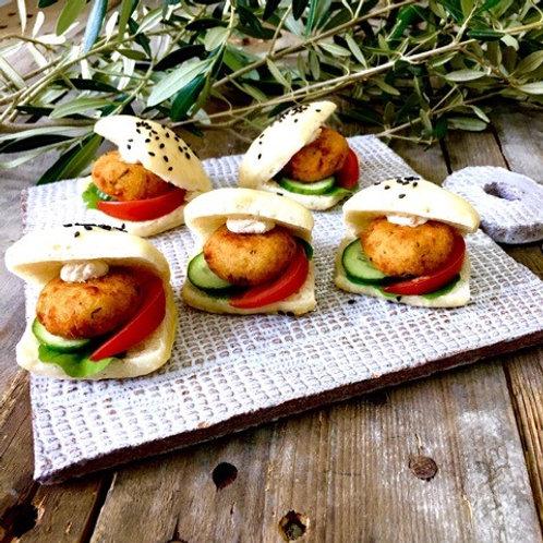Kumara (sweet potato) Falafel