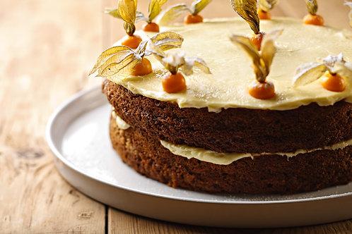 The Lime Tree Legendary carrot Cake