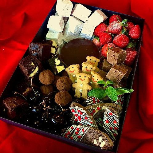 Decadent Valentines Treats Box