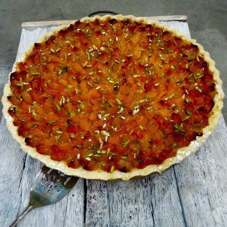 Apricot tart_edited
