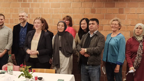 Pressemitteilung:  Neue Herausforderungen und Chancen der Integration