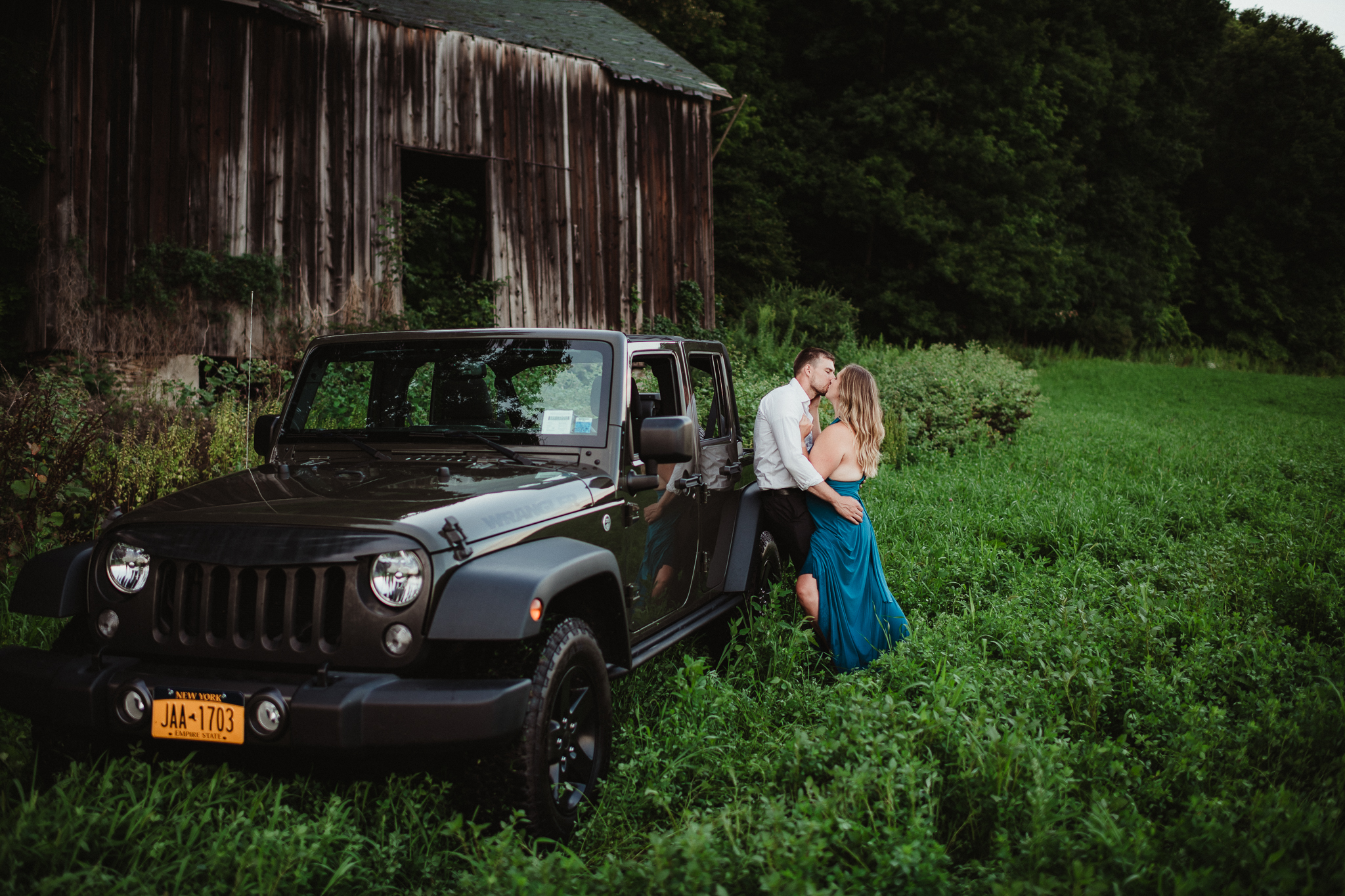 Lifestyle Engagement Photography Rochester, NY