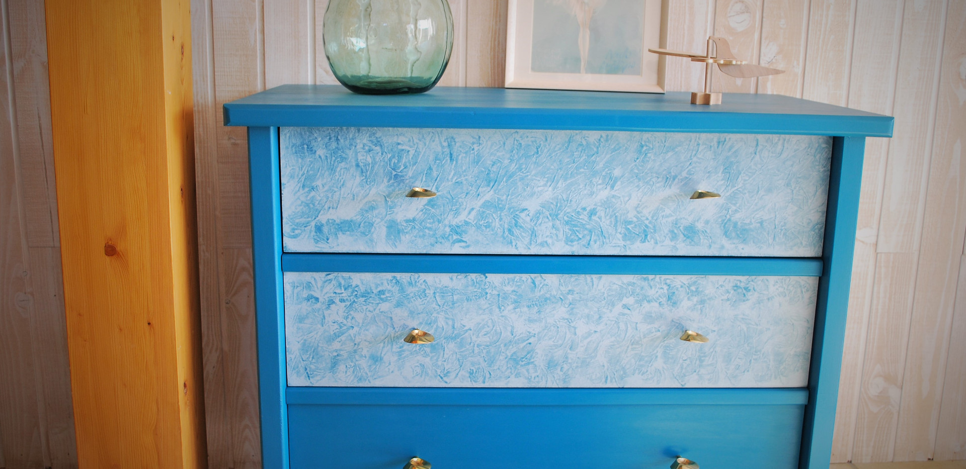 Commode bleu Sarah Lavoine
